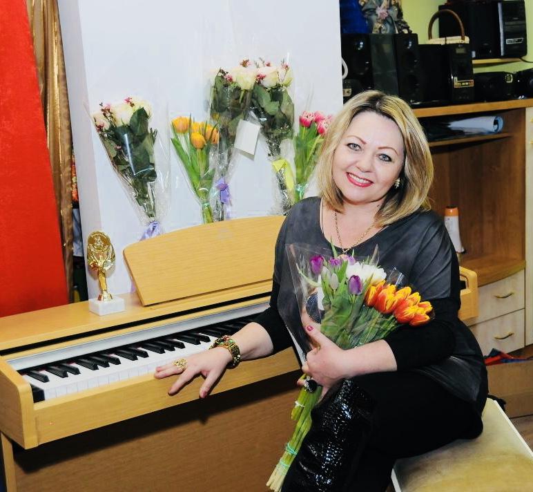Стратюк Тамара Александровна
