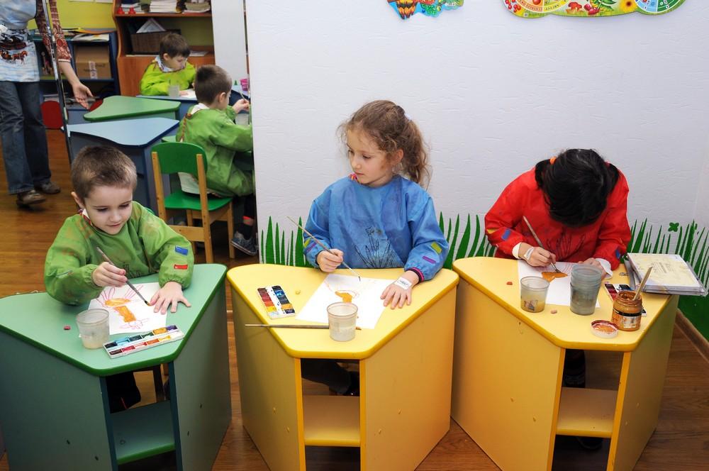 Студия живописи для детей