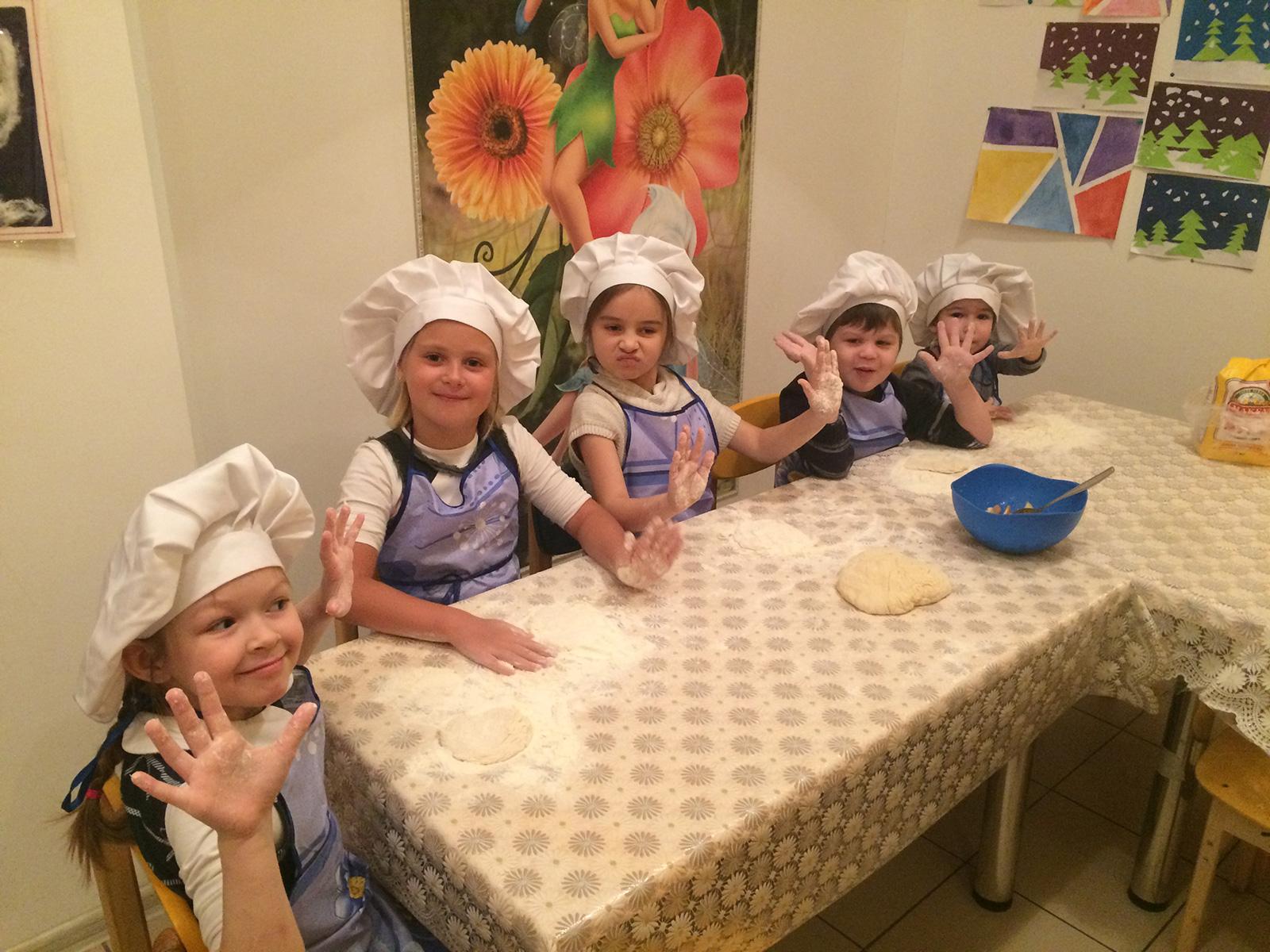 Кулинарная школа NEW!