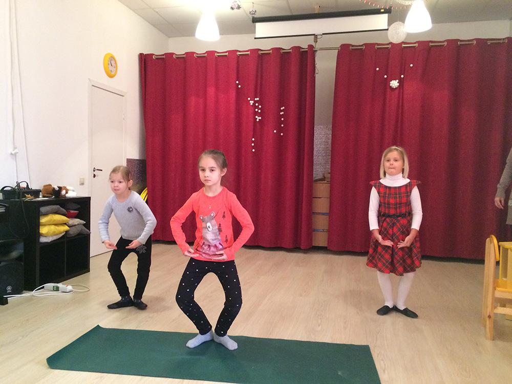 Танцевальная студия NEW!